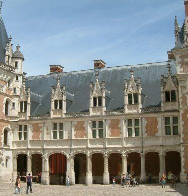 Château de Blois - Camping La Grande Tortue