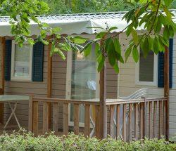Location mobil-home - Camping La Grande Tortue