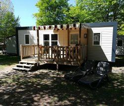 Mobil-home Alize - Camping La Grande Tortue