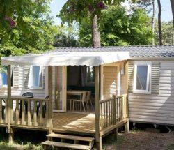 Mobil-home Cordelia - Camping La Grande Tortue