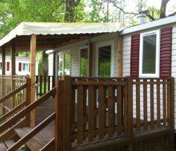 Louer mobil-home - Camping La Grande Tortue