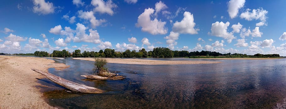 bord de Loire camping Amboise